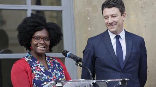 """DIRECT. Passation de pouvoirs : """"Je veux que ce ministère soit celui de l'écoute"""", déclare Sibeth Ndiaye, nouvelle porte-parole du gouvernement"""