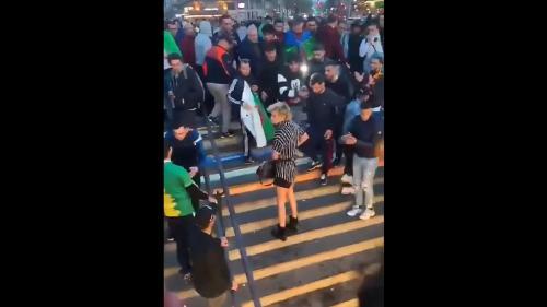 Une femme victime d'une agression transphobe à Paris, indignation après la diffusion d'une vidéo de la scène