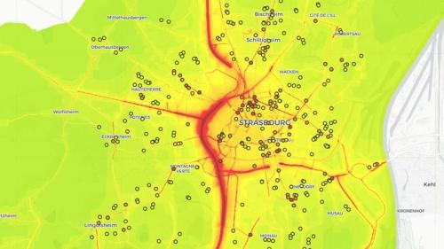 Pollution près des écoles à Strasbourg : la mairie envisage une interdiction du diesel à l'horizon 2024-2025