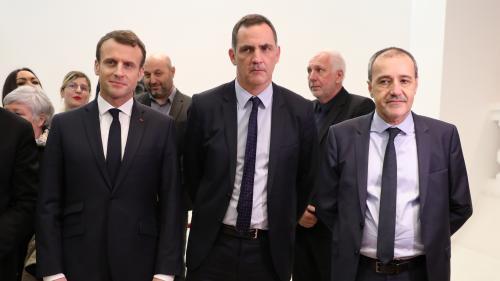 Emmanuel Macron refuse l'invitation des dirigeants nationalistes à s'exprimer devant l'Assemblée de Corse