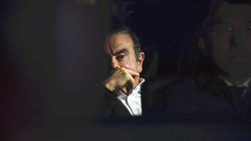 L'ancien PDG de Renault-Nissan, Carlos Ghosn, de nouveau interpellé au Japon pour des soupçons de malversations financières
