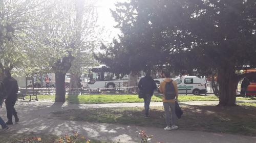 Val-de-Marne : au moins 12 blessés dans un accident de car devant la gare RER de Sucy-Bonneuil