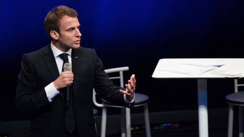 """""""On ne peut pas dire vouloir le dialogue et pratiquer la chaise vide"""": le maire de Bonifacio déplore le boycott de la visite d'Emmanuel Macron"""