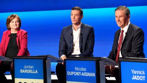 Européennes : 15 tweets qui nous ont fait rire pendant le premier débat entre les têtes de listes sur France 2