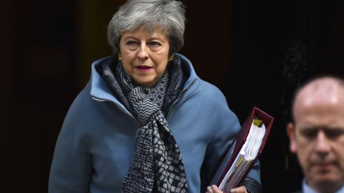 La Première ministre britannique Theresa May propose de repousser le Brexit au 30 juin
