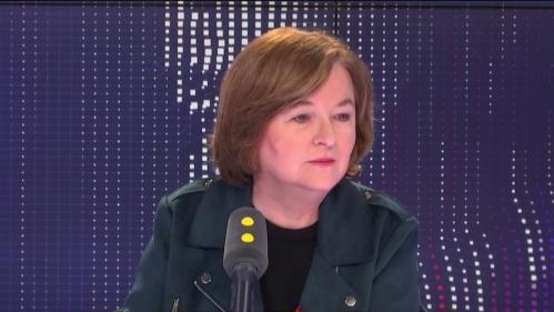 """VIDEO. Européennes : Nathalie Loiseau ne signerait pas un accord de libre-échange avec """"l'Amérique de Monsieur Trump"""""""
