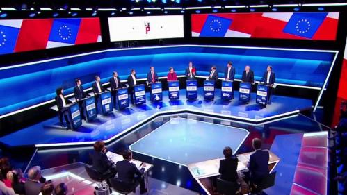 Elections européennes : comment le CSA a-t-il réparti le temps d'antenne entre les 34listes ?