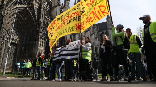 """Manifestation des """"gilets jaunes"""" : le point sur la mobilisation en France, région par région"""