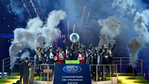 Coronavirus : la Ligue de football professionnel officialise l'arrêt définitif de la saison de Ligue 1, le PSG est sacré champion