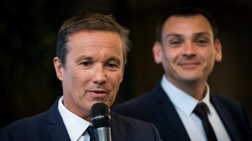 """""""J'invite tous les """"gilets jaunes"""" à investir la sphère politique"""" : Benjamin Cauchy en campagne avec Nicolas Dupont-Aignan"""