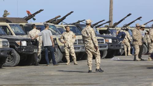 Pays divisé, pétrole, processus de paix fragile… On vous explique pourquoi la situation est explosive en Libye