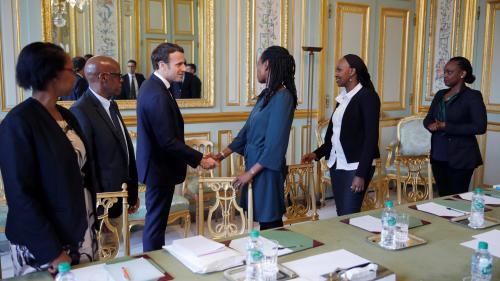 """Vingt-cinq ans après le génocide au Rwanda, Emmanuel Macron veut faire du 7avril une """"journée de commémoration"""""""