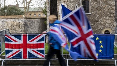 """Brexit : le président du Conseil européen plaide pour un report allant jusqu'à un an """"maximum"""""""
