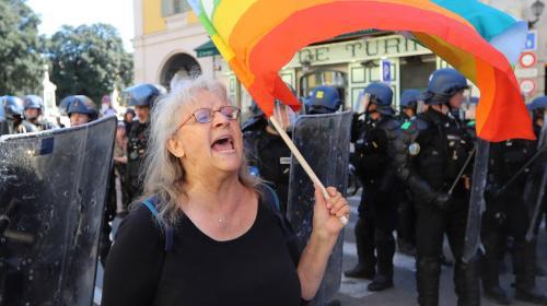 Affaire Legay : l'enquêtrice est la compagne du commissaire en charge du maintien de l'ordre le jour de la manifestation à Nice