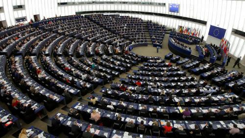 INFOGRAPHIE. Percée des eurosceptiques, parties historiques en baisse... Voici à quoi pourrait ressembler le futur Parlement européen