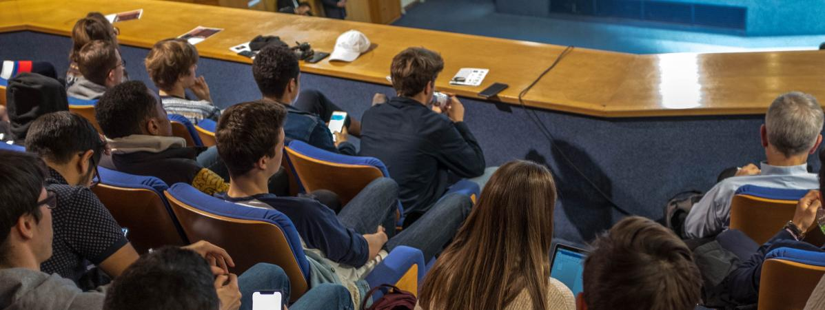 Près de la moitié des étudiants et lycéens souhaitent créer ou reprendre une entreprise un jour