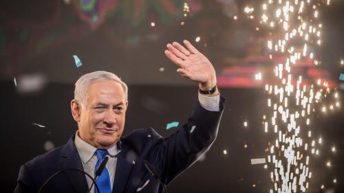 Israël : Benjamin Netanyahu donné vainqueur des législatives, selon les projections des médias