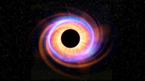Des astronomes vont dévoiler la première image d'un trou noir