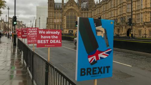 Où va le Brexit ? Voici les quatre scénarios possibles