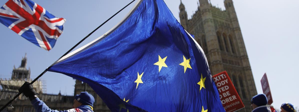 """VIDEO. Brexit : en Irlande, la perspective d'un """"no deal"""" réveille des souvenirs douloureux"""