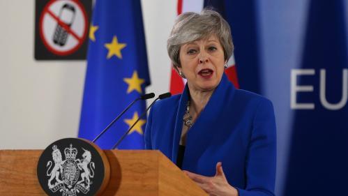 Brexit : les dirigeants européens s'accordent sur un report pouvant aller jusqu'au 31 octobre