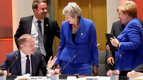 Comment Theresa May a-t-elle obtenu de l'Union européenne un nouveau report du Brexit?