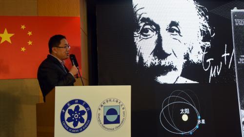 """""""Ses équations sont toujours conformes aux détections"""" : comment la première image d'un trou noir révèle tout le génie d'Albert Einstein"""