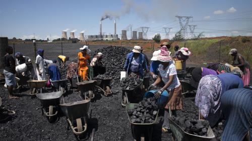 L'Afrique du Sud mise sur le solaire et l'éolien pour réduire sa dépendance au charbon