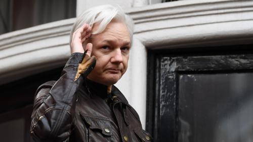 Réfugié depuis 2012 à l'ambassade d'Equateur à Londres, Julian Assange, le fondateur de Wikileaks, a été arrêté