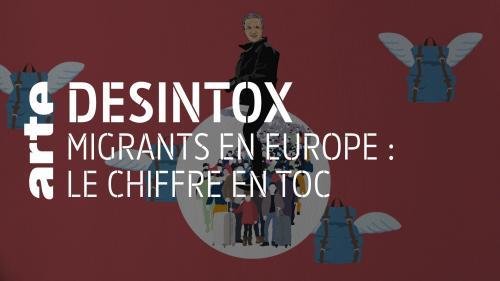 Désintox. Non, il n'y a pas 18 millions de migrants arrivés en Europe depuis 2014