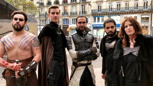 """""""Ça fait deux ans qu'on attend, l'hiver est enfin là !"""" : les fans prêts pour attaquer la dernière saison de Game of Thrones"""