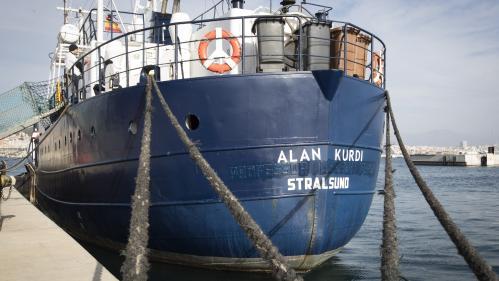 Les migrants bloqués sur le navire de Sea-Eye vont débarquer à Malte puis être répartis en Europe