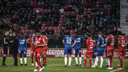 """Racisme lors du match Dijon-Amiens : """"Ce qui compte c'est la réaction de Prince Gouano qui mérite bien son prénom"""""""