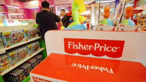 Fisher-Price rappelle 5 millions de transats pour bébés après une série de morts de nourrissons