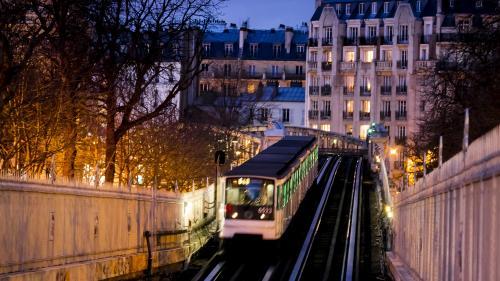 Des lignes de métro et de tram vont circuler toute la nuit à Paris