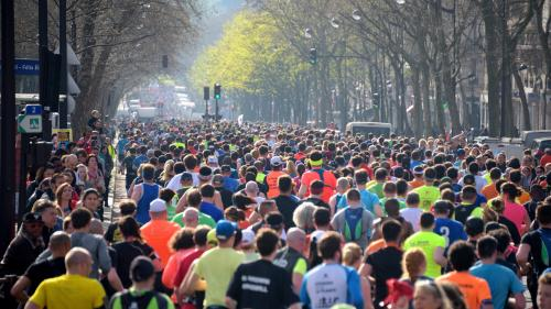 DIRECT. Regardez la 43e édition du Marathon de Paris