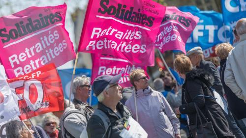 Grand débat national: près de neuf Français sur 10 jugent nécessaires de réindexer les petites retraites sur l'inflation