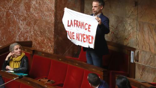 """Armement français au Yémen : """"Matignon ment"""", dénonce le député Sébastien Nadot"""