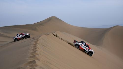 Rallye-raid: le Dakar quitte l'Amérique du Sud et aura lieu en Arabie saoudite en 2020