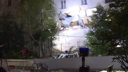 VIDEO. Paris : une explosion fait deux blessés dans un immeuble du 18e arrondissement