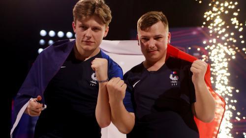 E-sport : la France remporte la première Coupe du monde de football virtuel