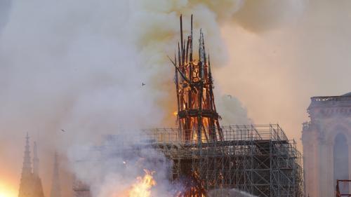 """DIRECT. Incendie de Notre-Dame de Paris: Emmanuel Macron partage l'""""émotion de toute une nation"""" et se rend sur place"""