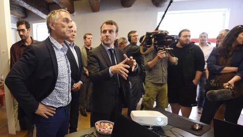 """Annonces d'Emmanuel Macron : """"Je ne vois pas le problème de dire qu'on s'est trompé"""" estime le député LREM Patrick Vignal"""