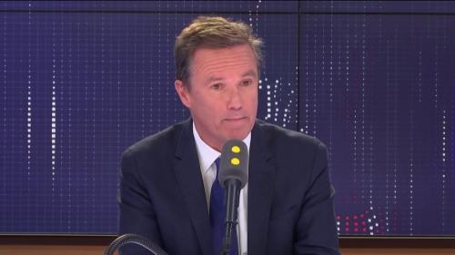 """Grand débat : il faut """"une baisse de la CSG"""" de """"3% pour tout le monde"""", estime Nicolas Dupont-Aignan"""
