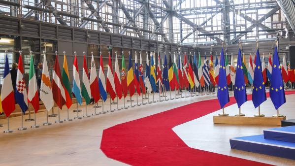 Élections européennes : RN au plus haut dans un sondage