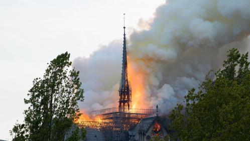 Ignorée, détestée puis adulée... Le tragique destin de la flèche de Notre-Dame, détruite lors de l'incendie de lundi