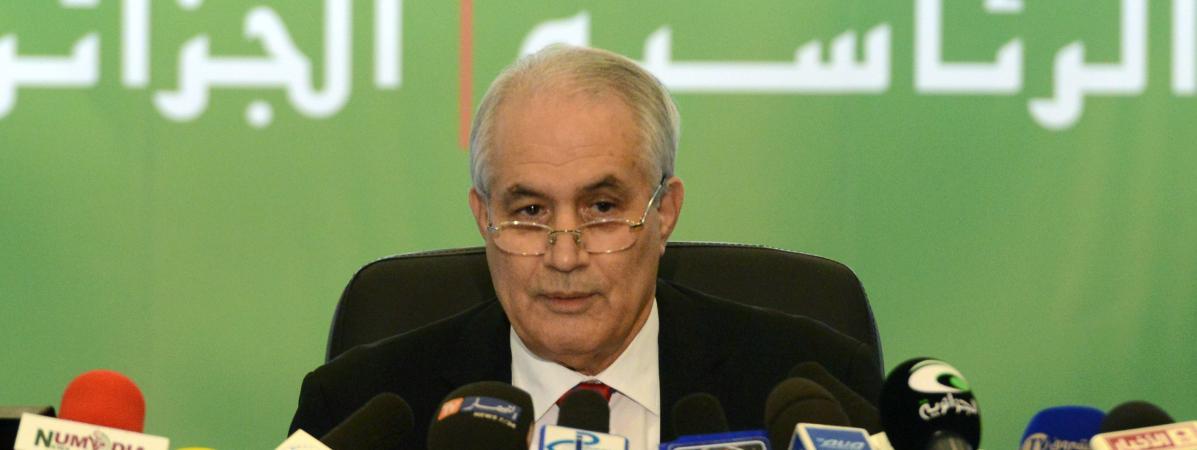 Algérie : le président du Conseil constitutionnel Tayeb Belaiz a remis sa démission