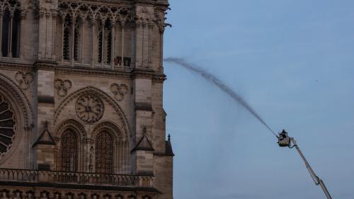 Incendie de Notre-Dame de Paris : ce que l'on sait de l'enquête