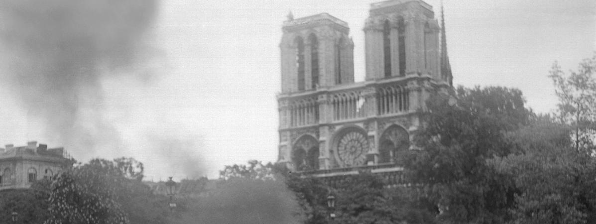 Notre-Dame de Paris : onze grandes dates d'une histoire de France