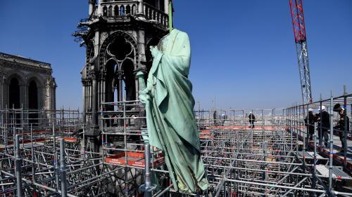 Incendie de Notre-Dame de Paris : quand la cathédrale cherchait de l'argent aux Etats-Unis pour sa restauration